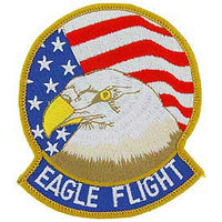 F-15 Eagle Flight Air Force Patch - HATNPATCH