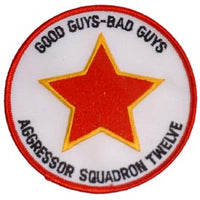 Aggressor Squadron 12 Navy Patch - HATNPATCH
