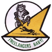 VF-21 Freelancers Baby Navy Patch - HATNPATCH