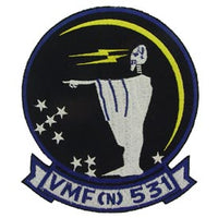 VMF(N) 531 Marine Corps Patch - HATNPATCH