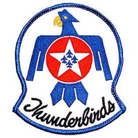 USAF Thunderbirds Medium Air Force Patch - HATNPATCH