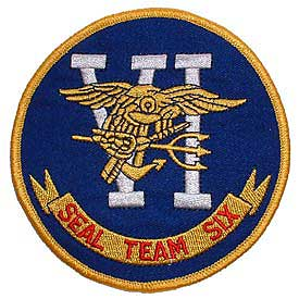Navy Seal Team 6 Medium Patch