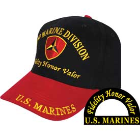 3RD MARINE DIVISION HAT