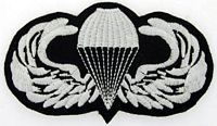 PARATROOPER PATCH - HATNPATCH