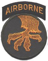 17TH ABN DIV PATCH