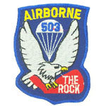 503RD ABN RGT PATCH - HATNPATCH