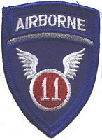 11TH ABN DIV PATCH