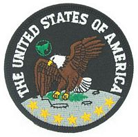 US OF AMERICA PATCH