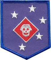 MARINE RAIDER PATCH - HATNPATCH