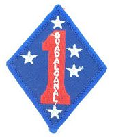 1ST MAR DIV PATCH - HATNPATCH