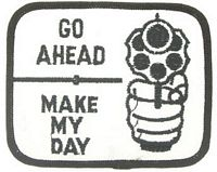 MAKE MY DAY PATCH