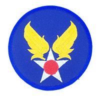 ARMY AIR CORPS PATCH - HATNPATCH