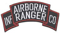 ABN RANGER INF CO PATCH