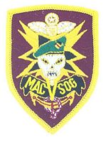 MAC V SOG PATCH