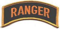 RANGER TAB PATCH