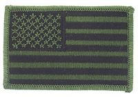 FLAG SUBDUE PATCH