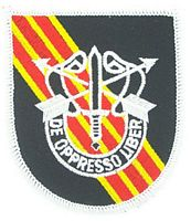 SPECIAL FORCES PATCH - HATNPATCH