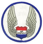 AIR AMERICA PATCH - HATNPATCH