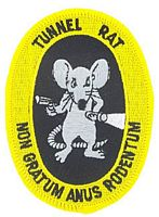 TUNNEL RAT PATCH