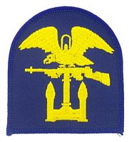ARMY AMPHIBIOUS PATCH - HATNPATCH