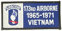 173RD ABN VIETNAM PATCH