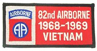 82ND ABN DIV VIETNAM PATCH