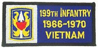 199TH INF VIETNAM PATCH