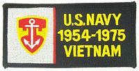 USN '54 '75 VIETNAM PATCH - HATNPATCH