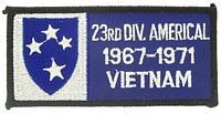 23RD INF DIV VIETNAM PATCH - HATNPATCH