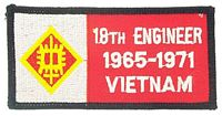 18TH ENG VIETNAM PATCH PATCH - HATNPATCH
