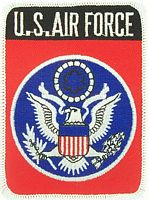 US AIR FORCE PATCH - HATNPATCH