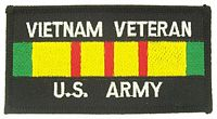 VIETNAM VET US PATCH