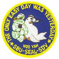 SBU, SEAL, SDV PATCH - HATNPATCH