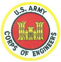 CORPS OF ENGINEERS PATCH - HATNPATCH