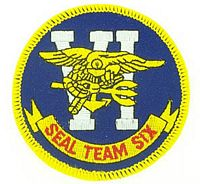 SEAL TEAM 6 PATCH - HATNPATCH