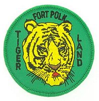 TIGER LAND PATCH