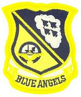 BLUE ANGELS PATCH - HATNPATCH