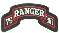 75TH RGT RANGER PATCH