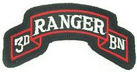 3RD BN RANGER PATCH - HATNPATCH