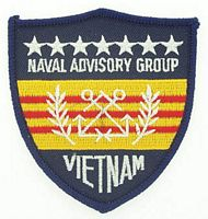 NAVAL ADVISORY GROUP PATCH