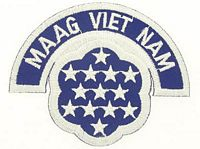 MAAG VIET NAM PATCH