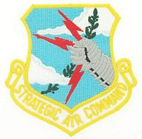 STRAT. AIR CMD PATCH - HATNPATCH