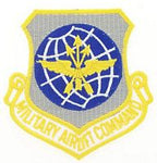MIL. AIR LIFT CMD. PATCH