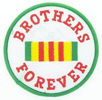 BROTHERS FOREVER PATCH - HATNPATCH