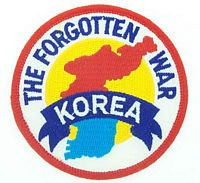 THE FORGOTTEN WAR KOREA PATCH