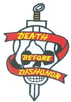 DEATH BEFORE DISHONOR PATCH - HATNPATCH