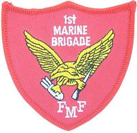 1ST MAR BDE PATCH