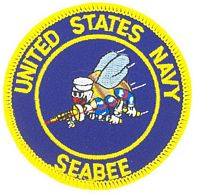 SEABEE PATCH - HATNPATCH