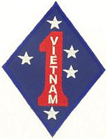 1ST MAR DIV VIETNAM VET PATCH