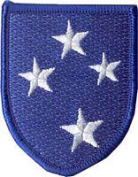 23RD INFANTRY AMERICAL PATCH